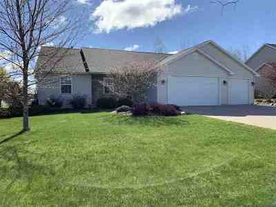 Greenville Single Family Home Active-No Offer: N1601 Arnies