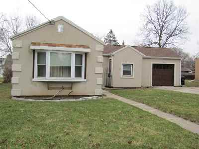 Appleton Single Family Home Active-No Offer: 620 S Weimar
