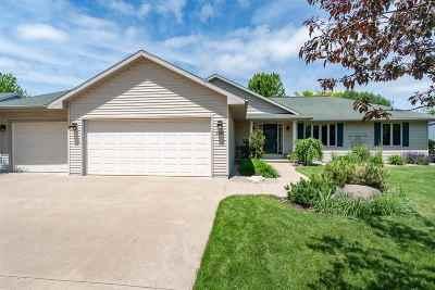 Oshkosh Single Family Home Active-No Offer: 2380 Fall Creek