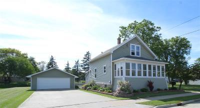 Oshkosh Single Family Home Active-No Offer: 207 S Sawyer
