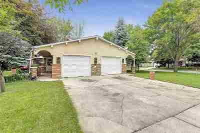 Green Bay Single Family Home Active-No Offer: 602 Victoria