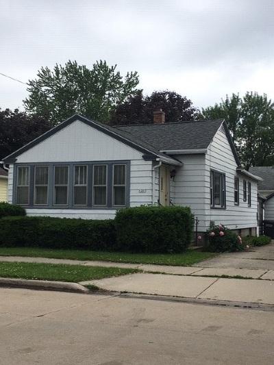 Oshkosh Single Family Home Active-No Offer: 1207 Minnesota