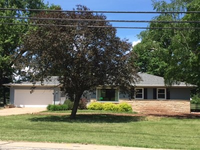 Oshkosh Single Family Home Active-No Offer: 2898 Omro