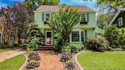 Appleton Single Family Home Active-No Offer: 1740 N Appleton