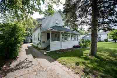 Oshkosh Single Family Home Active-No Offer: 1628 Ohio