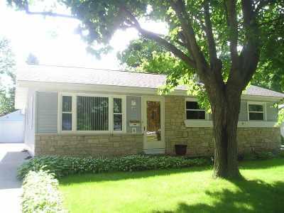 Oshkosh Single Family Home Active-No Offer: 146 N Eagle