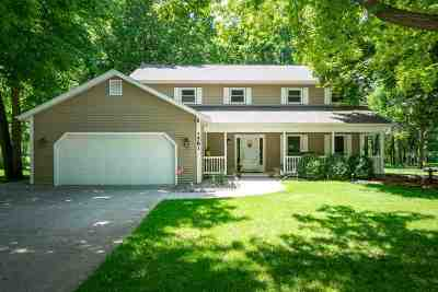 Oshkosh Single Family Home Active-No Offer: 1581 Maricopa