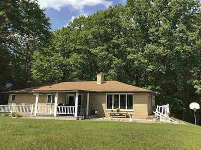 Green Bay Single Family Home Active-No Offer: 3244 Sunrise