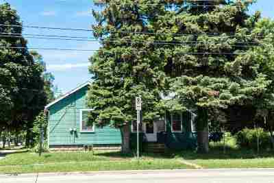 Appleton Single Family Home Active-No Offer: 1354 W Spencer