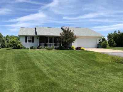 Oconto County Single Family Home Active-Offer No Bump: 1002 Riverview