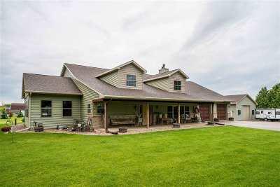 Oshkosh Single Family Home Active-Offer No Bump: 3472 Brooks