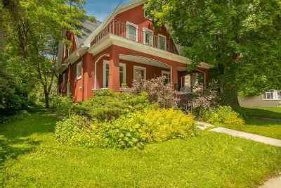 Appleton Single Family Home Active-No Offer: 1319 N Oneida