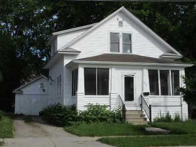 Green Bay Single Family Home Active-No Offer: 222 12th