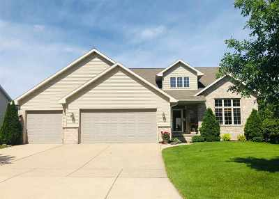 Green Bay Single Family Home Active-No Offer: 462 Welland