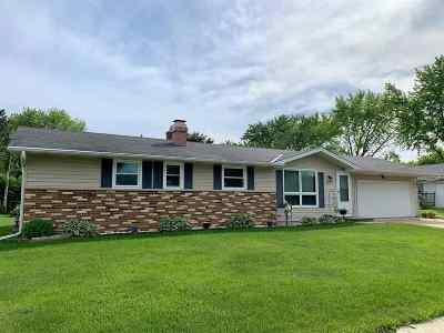 Green Bay Single Family Home Active-No Offer: 1875 Bond