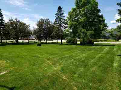 Neenah WI Residential Lots & Land Active-No Offer: $52,500