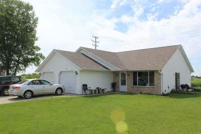 Shawano County Multi Family Home Active-No Offer: 108 Sunshine