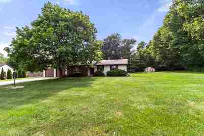 Green Bay Single Family Home Active-Offer No Bump: 1009 Forest Grove