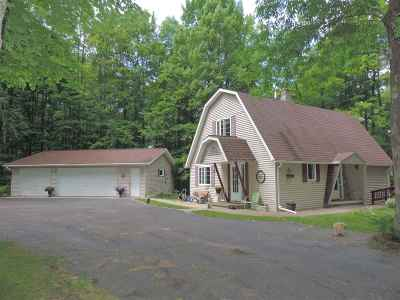 Single Family Home Active-No Offer: 14684 Buckshot