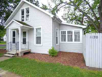 De Pere Single Family Home Active-Offer No Bump: 1120 George