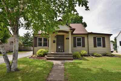 Kimberly Single Family Home Active-No Offer: 314 S Lincoln