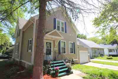 Green Bay Multi Family Home Active-No Offer: 1201 Lawe