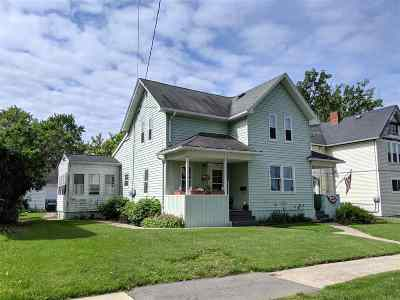 Kaukauna Multi Family Home Active-No Offer: 305 E 7th