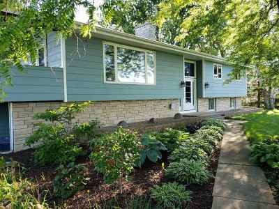 Oshkosh Single Family Home Active-No Offer: 3954 Fisk