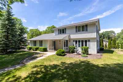 Green Bay Single Family Home Active-No Offer: 3116 Summer