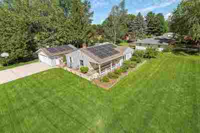 Green Bay Single Family Home Active-No Offer: 1606 Cormier