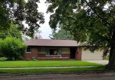 Green Bay Single Family Home Active-Offer No Bump: 1254 Raleigh