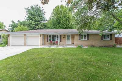 Green Bay Single Family Home Active-Offer No Bump: 540 Lorraine