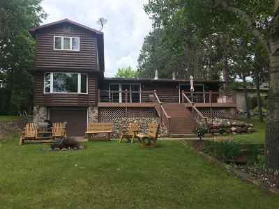 Oconto County Single Family Home Active-Offer No Bump-Show: 16603 Nicolet