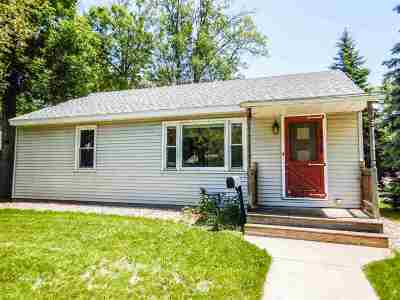 Green Bay Single Family Home Active-No Offer: 1519 12th