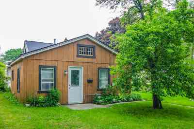 Green Bay Single Family Home Active-No Offer: 1400 St George