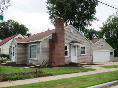 Appleton Single Family Home Active-No Offer: 401 E Murray