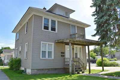 Green Bay Multi Family Home Active-No Offer: 1530 Morrow