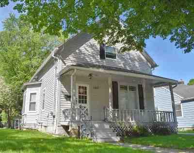 Green Bay Multi Family Home Active-No Offer: 1317 Porlier