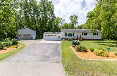 Green Bay Single Family Home Active-No Offer: 2513 Sunny