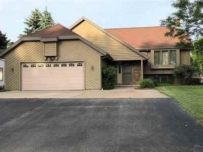 Appleton Single Family Home Active-No Offer: 3500 N Mason