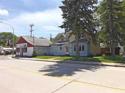 Gillett Single Family Home Active-No Offer: 224 E Main
