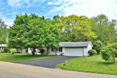 Oshkosh Single Family Home Active-No Offer: 2896 Homestead