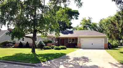 Neenah Single Family Home Active-No Offer: 1071 Reed