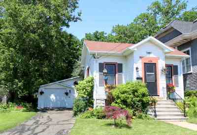 Oshkosh Single Family Home Active-No Offer: 1436 W New York