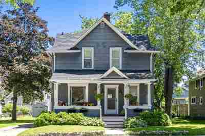 Appleton Single Family Home Active-Offer No Bump: 712 N Division