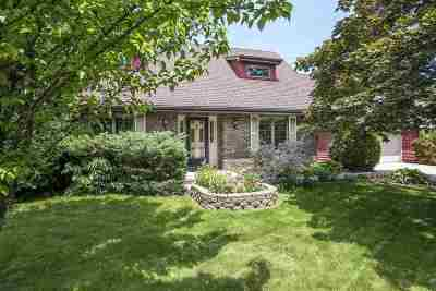Appleton Single Family Home Active-No Offer: 2400 W Cortland