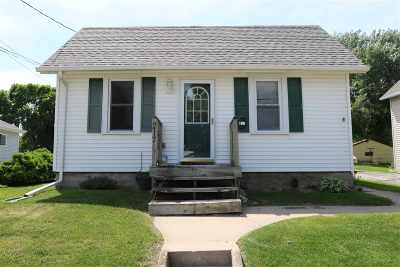 Single Family Home Active-No Offer: 217 Gertrude