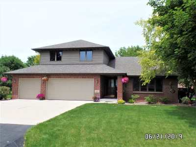 Oshkosh Single Family Home Active-No Offer: 919 Wylde Oak