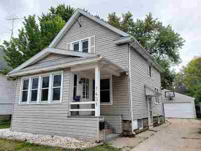 Oshkosh Single Family Home Active-No Offer: 1431 Jefferson