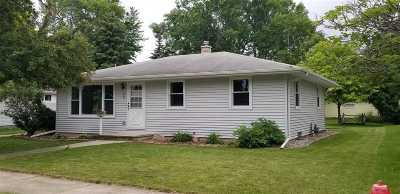 Menasha Single Family Home Active-No Offer: 816 John